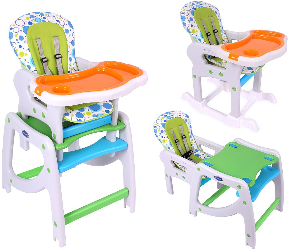 ranking krzesełek do karmienia dzieci